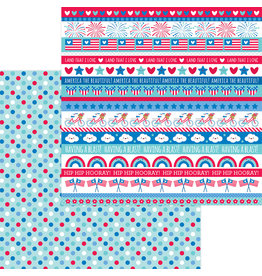 Doodlebug Design Inc. Land That I Love - Polka Dot Parade 12x12