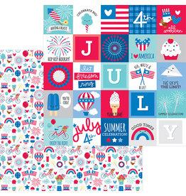 Doodlebug Design Inc. Land That I Love - Land That I Love 12x12