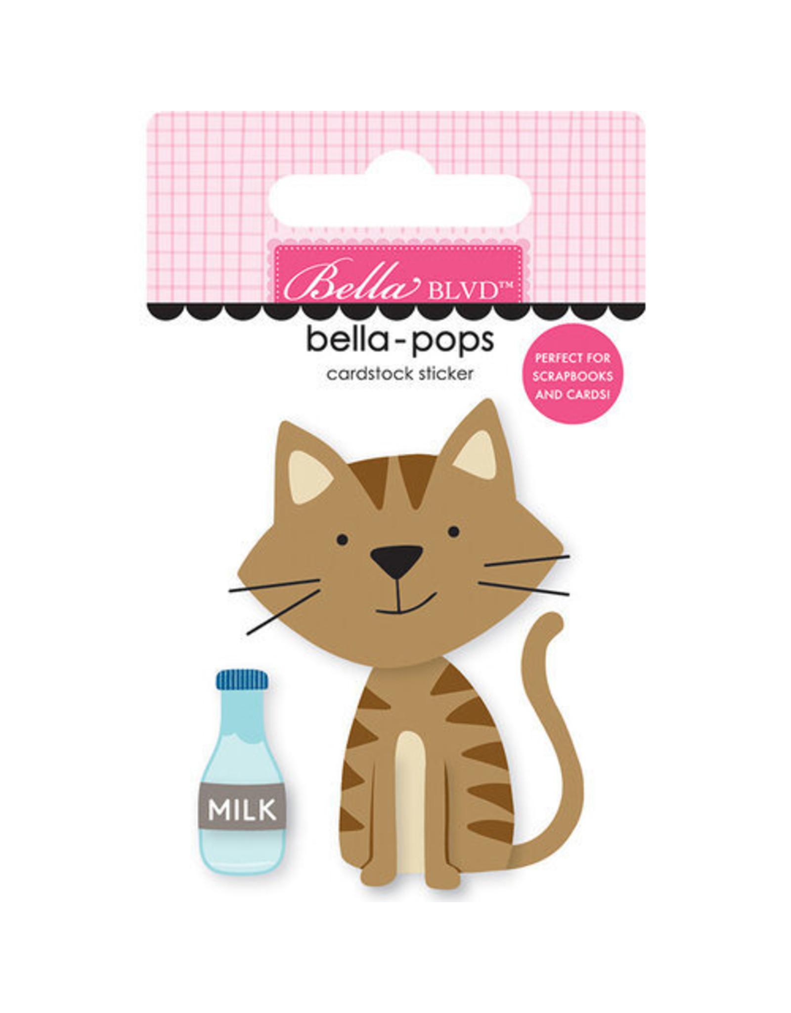 Bella Blvd Bella Pops Chloe - Tabby Cat