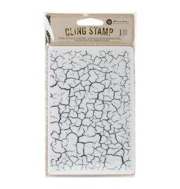 Prima Marketing Inc. Desert Floor Cling Stamp (30%)
