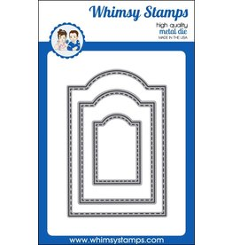 Whimsy Stamps Tombstone Tag Die Set (30%)