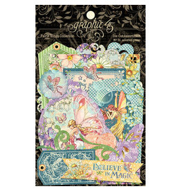 Graphic 45 Fairie Wings Die Cut Assortment