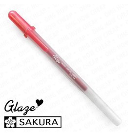Sakura Sakura Glaze Ink Pen 3D - Glossy Red