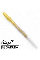 Sakura Sakura Glaze Ink Pen 3D - Glossy Yellow