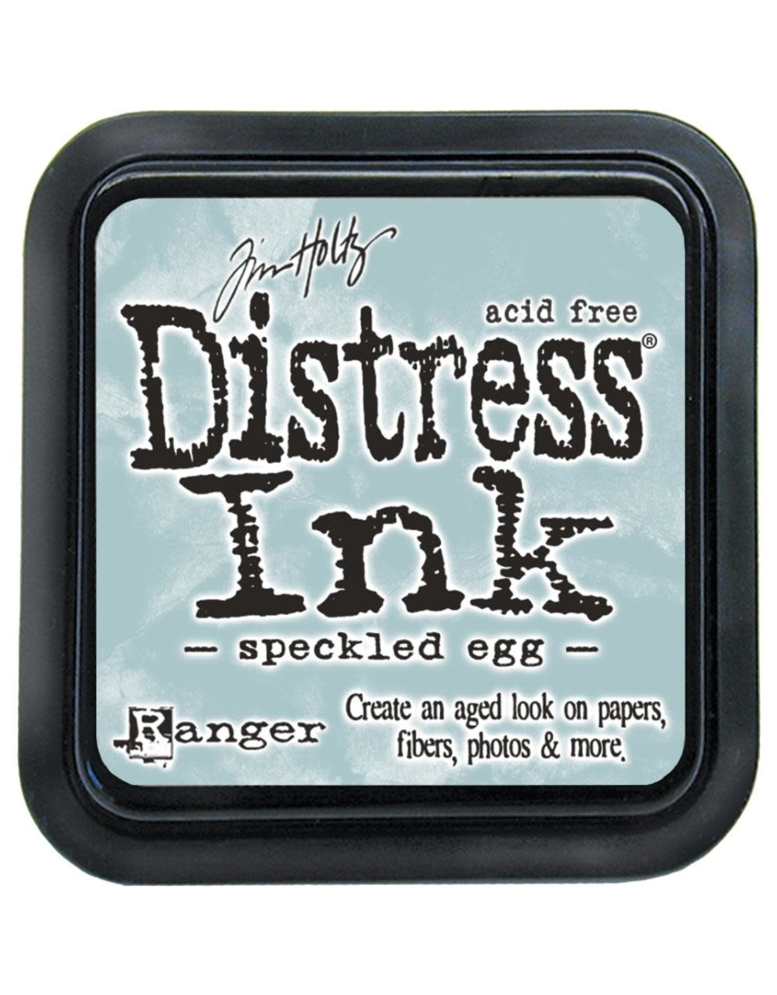 Ranger Distress Ink Pad - Speckled Egg