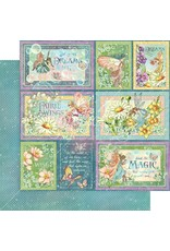 Graphic 45 Fairie Wings Collection - Rainbow Sparkle 12x12