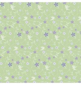 EK Success Disney Tinkerbell Flower Glitter 12x12
