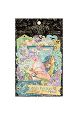 Graphic 45 Fairie Wings Collection - Woodland Wishes 12x12