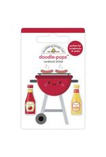 Doodlebug Design Inc. Doodle-Pops - Bar-B-Cute
