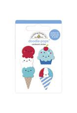 Doodlebug Design Inc. Doodle-Pops - Summer Treats