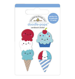 Doodlebug Design Inc. Doodle-Pops - Summer Treats