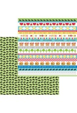 Doodlebug Design Inc. Bar-B-Cute Collection - Picnic Parade 12x12