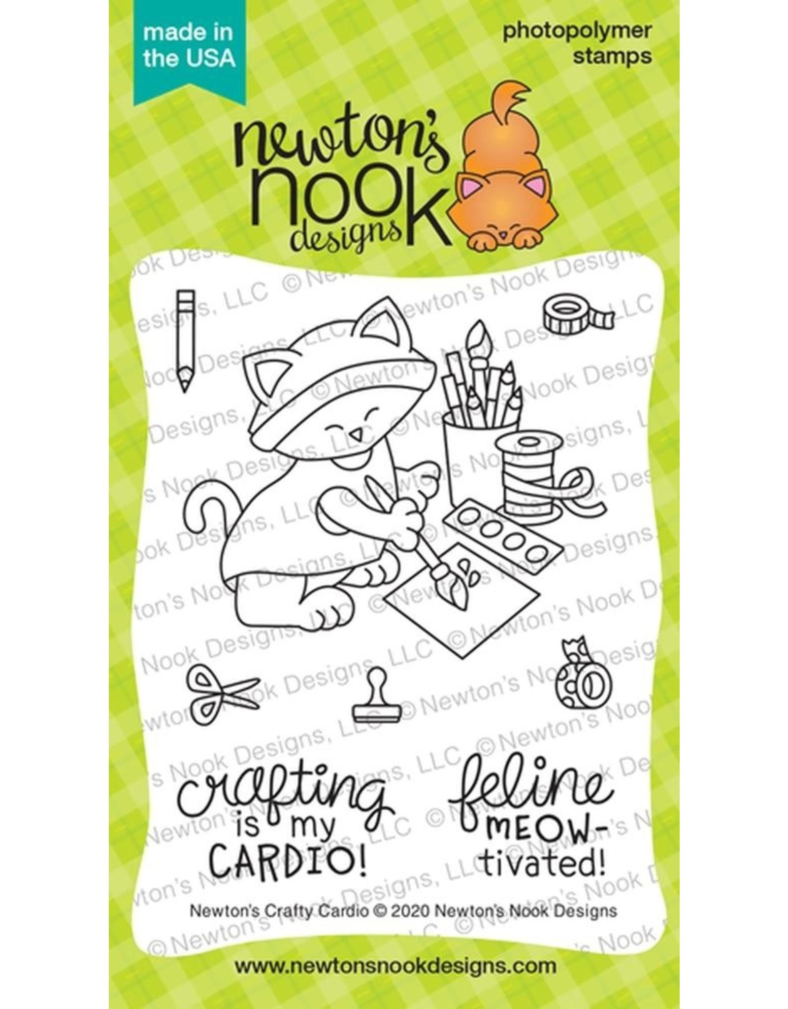 Newton's Nook Newton's Crafty Cardio Die Set