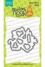 Newton's Nook Newton's Crafty Cardio Clear Stamp Set