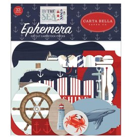 Carta Bella Paper Company, LLC By the Sea Ephemera