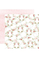 Carta Bella Paper Company, LLC Flora No. 3 Collection - Subtle Wreaths 12x12