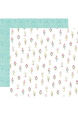 Carta Bella Paper Company, LLC Flora No. 3 Collection - Bright Stems 12x12