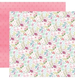 Carta Bella Paper Company, LLC Flora No. 3 Collection - Bright Small Floral 12x12