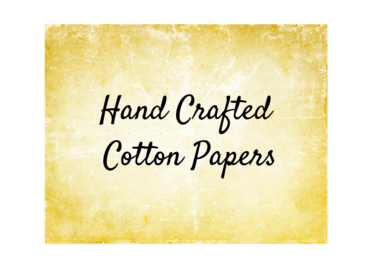 Hand Crafted Cotton