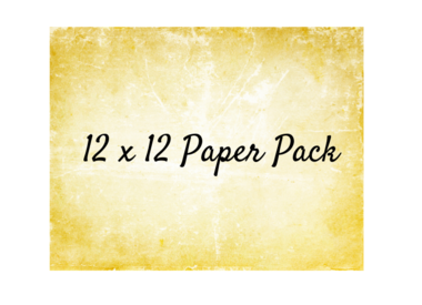 12 x 12 Paper Pack
