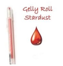 Sakura Sakura Gelly Roll Stardust - Red Star