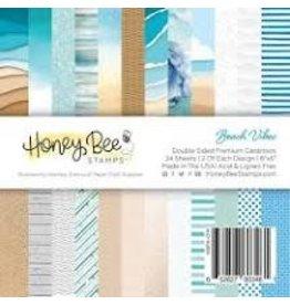 Honey Bee Stamps Beach Vibes 6x6 Pad