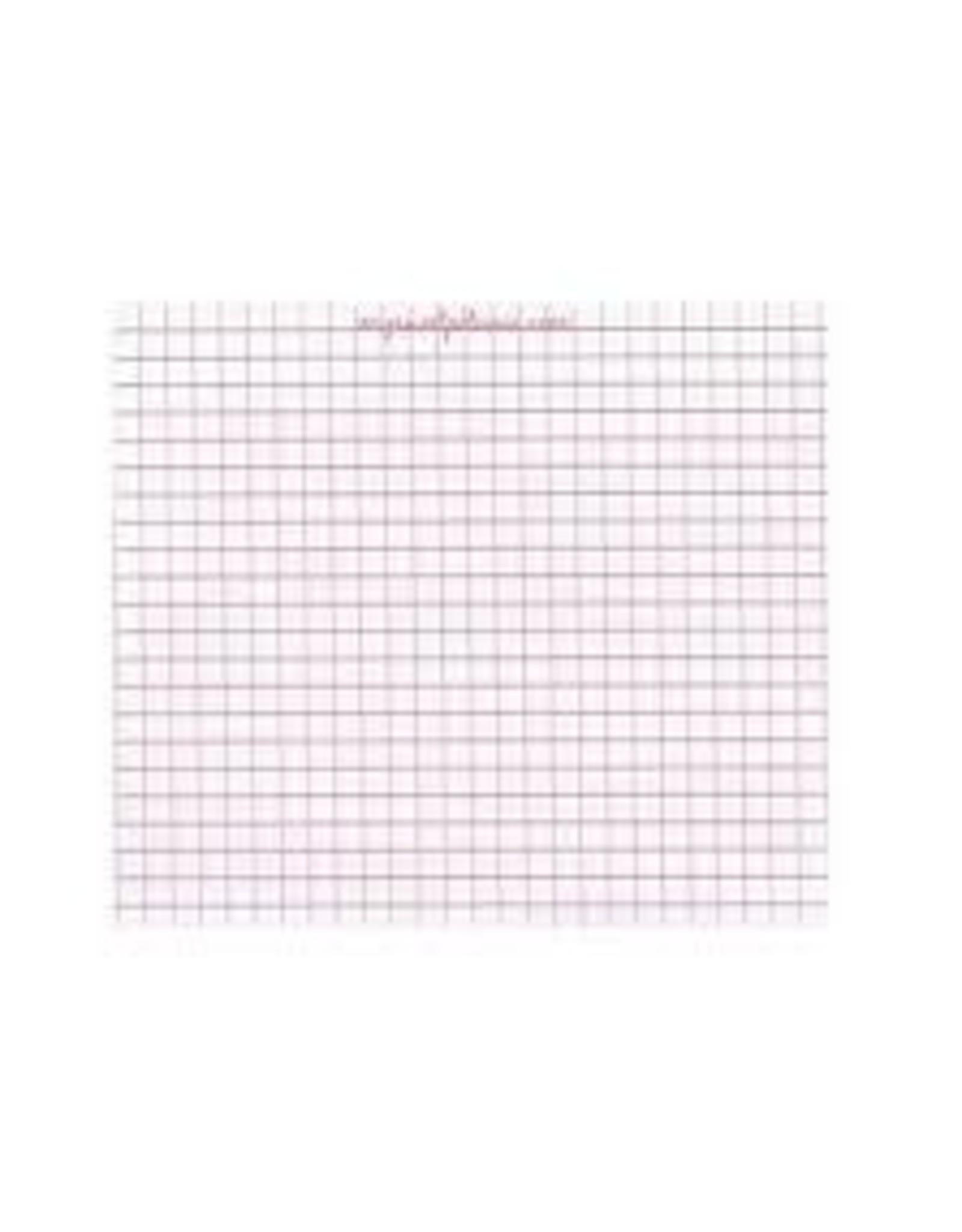 My Sweet Petunia Mini Misti Grid Paper Pad