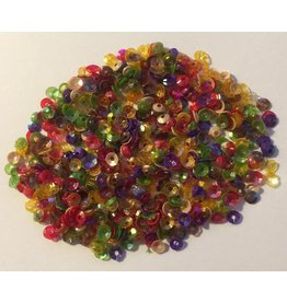 Paws-Itively Pawsome Designs Cupped Sequins (3mm) - Autumn Mix (+/- 600)