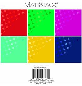 BRITE /FOIL-CARDSTOCK STACK 6X6