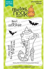 Newton's Nook Witchy Newton Die Set