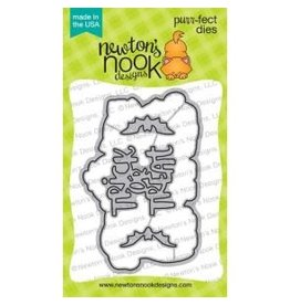 Newton's Nook Halloween Trio Die Set