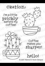 Newton's Nook Cuppa Cactus Die Set