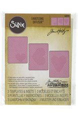 Ellison/Sizzix Tim Holtz Alterations Embossing Diffuser-#3 (25% Last Chance)