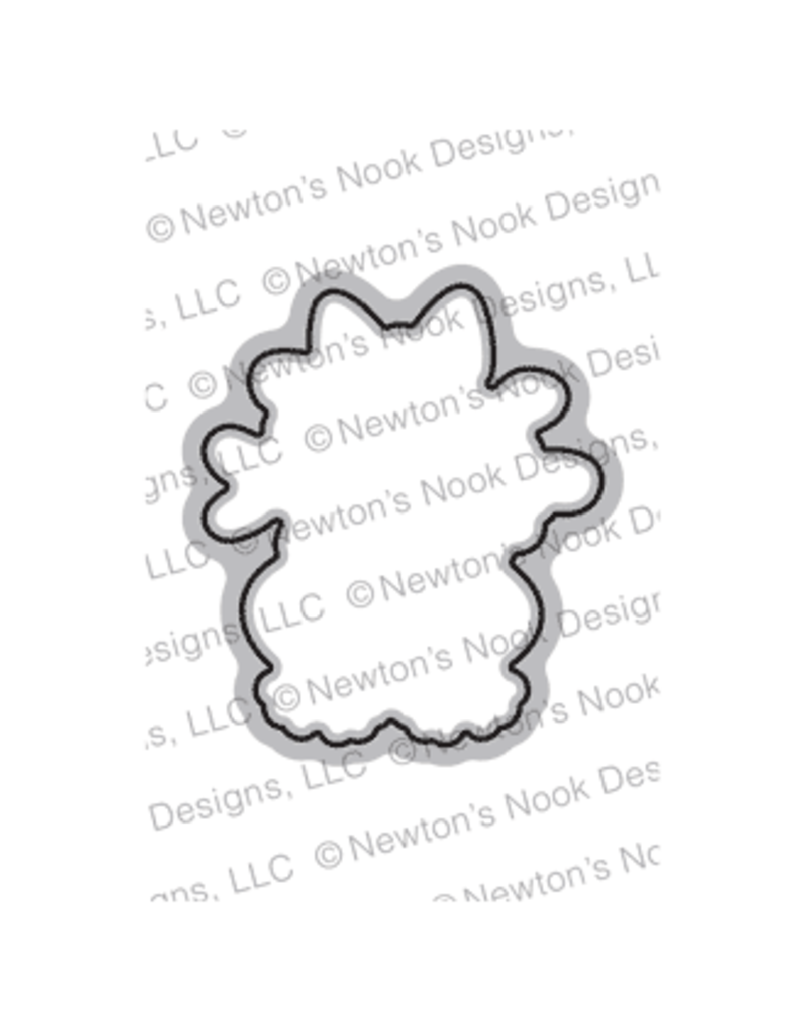 Newton's Nook Mistle Toad Die Set