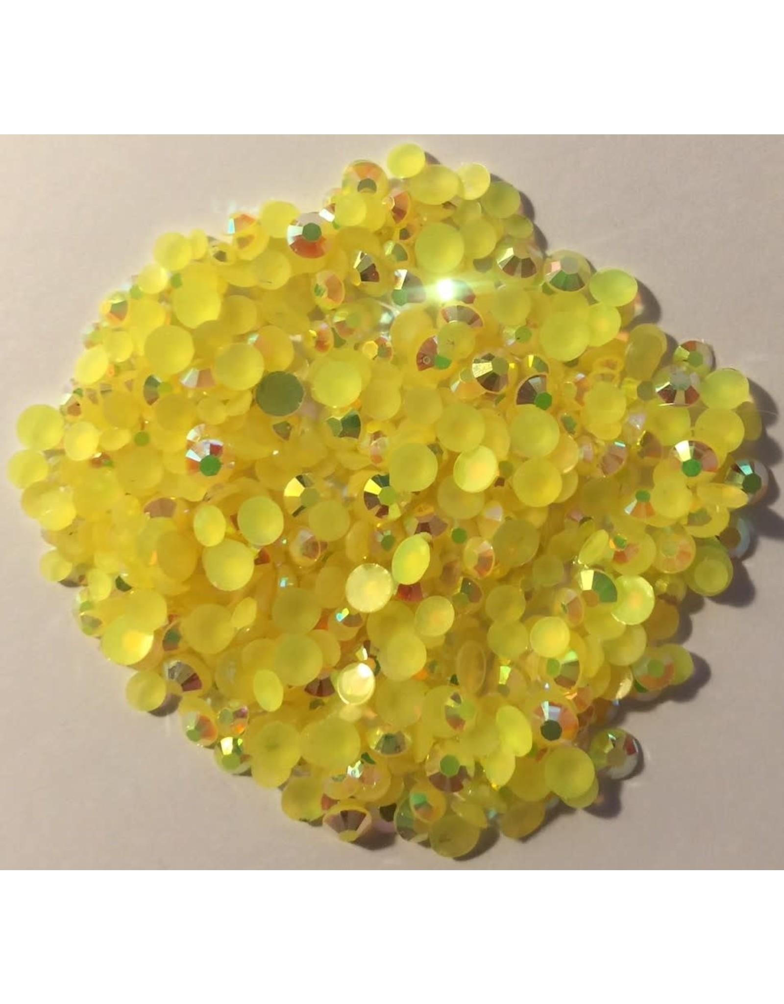 Paws-Itively Pawsome Designs Dazzles - Lemon Drop