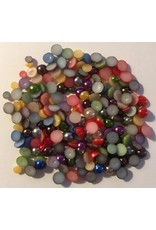 Paws-Itively Pawsome Designs Pearlies - Jewel Tone Multi Colored