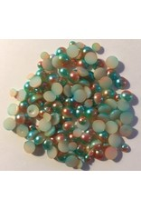 Paws-Itively Pawsome Designs Pearlies - Sweet Cantaloupe 2-Tone