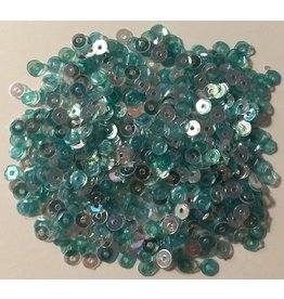 Paws-Itively Pawsome Designs Sequins Mix (4mm) - Calming Breeze