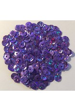Paws-Itively Pawsome Designs Sparkle Sequins (6mm) - Purple