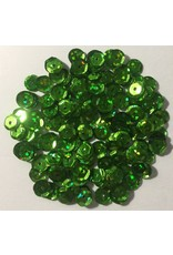 Paws-Itively Pawsome Designs Sparkle Sequins (6mm) - Shamrock Green
