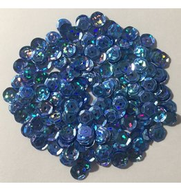 Paws-Itively Pawsome Designs Sparkle Sequins (6mm) - Blue Bird