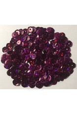 Paws-Itively Pawsome Designs Sparkle Sequins (6mm) - Black Cherry