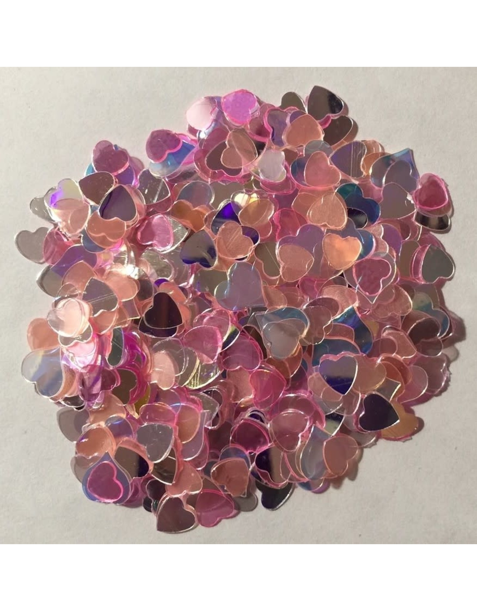 Paws-Itively Pawsome Designs Shaker Confetti - Heart Mix