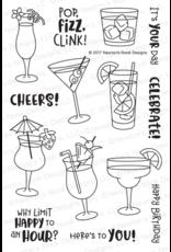 Newton's Nook Cocktail Mixer Die Set