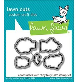 Lawn Fawn Tiny Fairy Tale Die Set