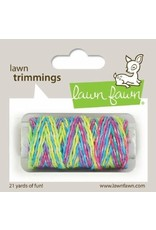 Lawn Fawn Lawn Trimmings - Unicorn Tail Sparkle Cord