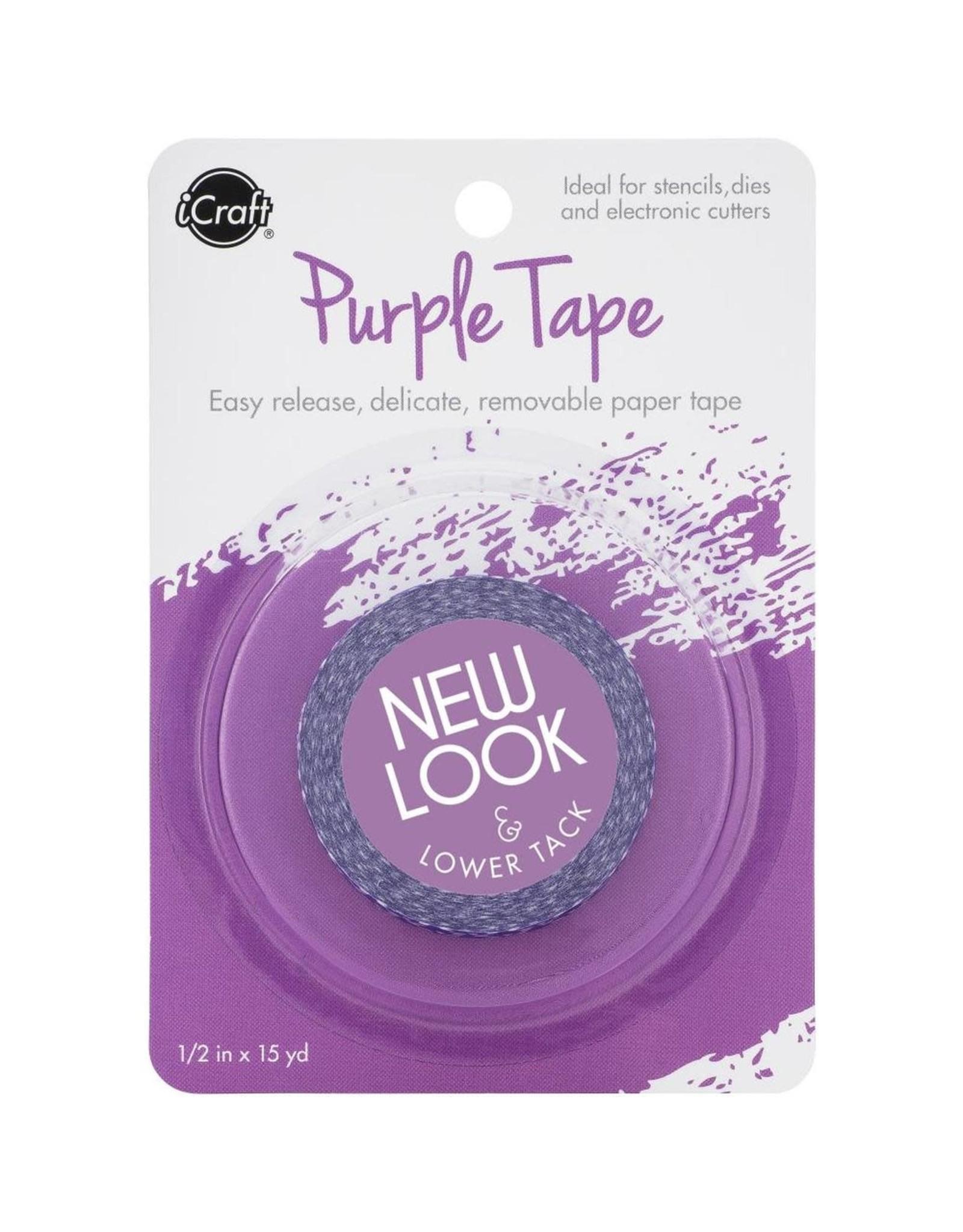 """Thermoweb Purple Tape (1/2"""")"""