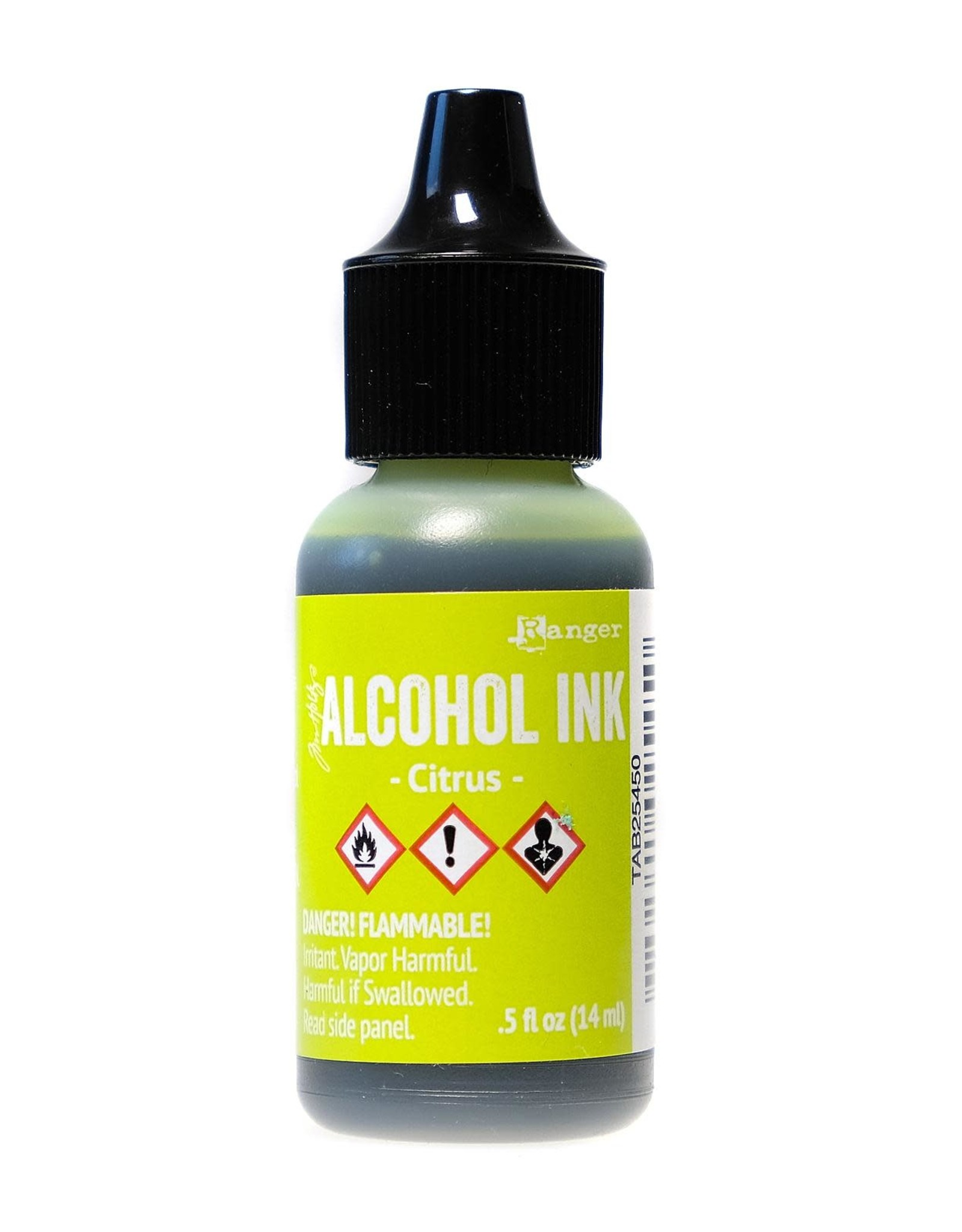 Ranger Tim Holtz Alcohol Ink - Citrus