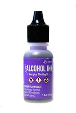 Ranger Tim Holtz Alcohol Ink - Purple Twilight