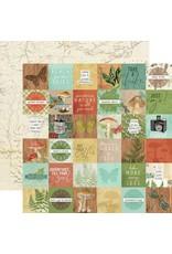 Simple Stories Simple Vintage Great Escape Collection - 2x2 Elements